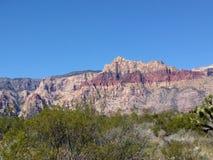 Śmiertelne Dolinne góry Obraz Royalty Free