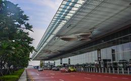 ?miertelnie 4 Changi Lotniskowy grzech obraz royalty free