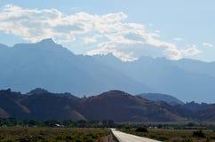 Śmiertelny Dolinny park narodowy, Kalifornia, usa Fotografia Stock