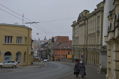 Miesto-sankryÅ ¾ a stockfotografie