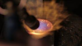 Mieszać stopiony metal zbiory