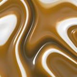 mieszająca czekoladowa śmietanka Zdjęcie Stock