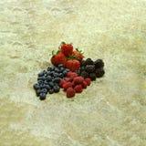 Mieszane jagody Obrazy Stock