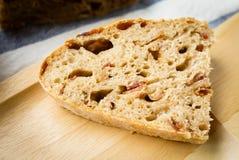 Mieszanej banatki sourdough cały zbożowy domowej roboty chleb Obraz Stock