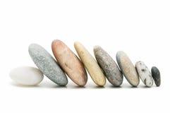 mieszani kamienie Obraz Stock