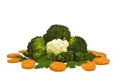 mieszani warzywa Zdjęcia Stock