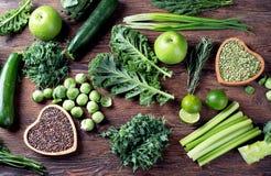 Mieszani warzywa, legumes Zdjęcie Stock