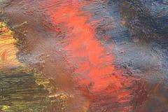 mieszania farb Obrazy Stock