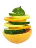 mieszanie owoców Obraz Royalty Free