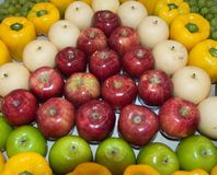 mieszanie owoców Obrazy Stock