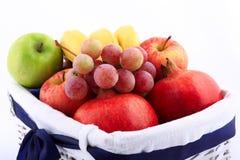 mieszanie owoców Obrazy Royalty Free