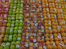 mieszanie owoców Zdjęcie Royalty Free