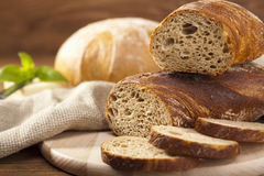 Mieszanka chleb Obrazy Royalty Free