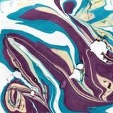 Mieszanka farba Obrazy Stock
