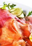 mieszanka owoce morza Zdjęcia Royalty Free