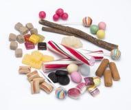 Mieszanka stary holenderski cukierek Fotografia Stock