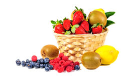 Mieszanki owoc Obraz Royalty Free