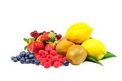Mieszanki owoc Zdjęcie Stock