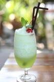 mieszanki owocowy smoothie Fotografia Stock