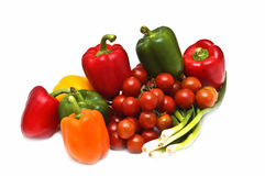 mieszanki warzywo Obrazy Stock