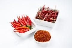 Mieszany chili zdjęcie royalty free