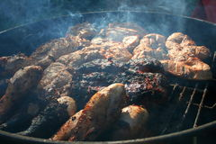 Mieszany grill Zdjęcie Stock