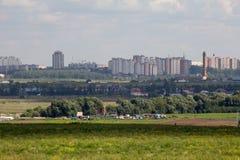 Mieszany krajobraz Zdjęcia Stock