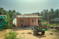 Mieszkać w Indiańskiej prowinci Obrazy Stock