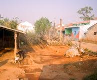 Mieszkać w Indiańskiej prowinci Fotografia Stock