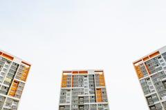 mieszkań nieruchomości domów prawdziwego czynszu sprzedaży Zdjęcie Royalty Free