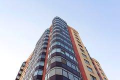 mieszkań nieruchomości domów prawdziwego czynszu sprzedaży Obrazy Royalty Free