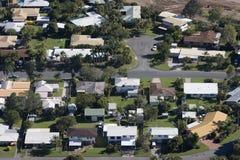 mieszkalnictwo w powietrzu Obrazy Royalty Free