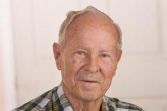 mieszkana mężczyzna senior Zdjęcia Stock
