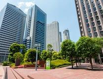 mieszkania architektury budynku budynków betonowego szklanego wysokiego Japan nowożytnego mieszkaniowego wzrosta stalowy Tokyo wi Zdjęcie Stock