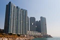 mieszkania Hong kong nowożytny Obraz Stock