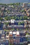 mieszkania plecy zatoki boston usa Obraz Stock