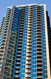 mieszkania własnościowego highrise Obrazy Stock