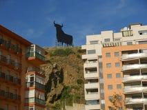 Mieszkania w Fuengirola na Costa Del Zol w Hiszpania Zdjęcia Stock