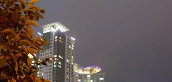 Mieszkania wierza w Daejeon Obraz Stock