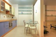 mieszkania wizerunku zamieszkany multiroom obraz royalty free
