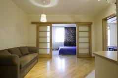 mieszkania wizerunku zamieszkany multiroom zdjęcia royalty free