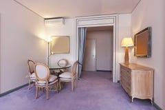 mieszkania wnętrza luksus Obraz Royalty Free