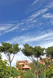mieszkanie banus bloku Costa Del sol Luksus puerto Fotografia Stock