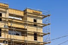 Mieszkanie budowa Obraz Royalty Free