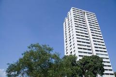 mieszkanie budynki mieszkalne Obraz Royalty Free
