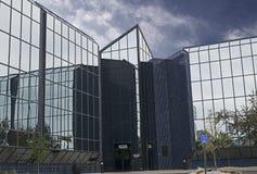 mieszkanie budynku biura w interesach miejsca pracy Fotografia Royalty Free
