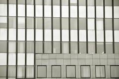 mieszkanie budynku biura w interesach miejsca pracy interes wysoki nowoczesny budynek drapacz chmur Powierzchowność budynek czarn Obraz Stock