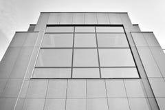 mieszkanie budynku biura w interesach miejsca pracy interes wysoki nowoczesny budynek drapacz chmur Powierzchowność budynek czarn Fotografia Stock