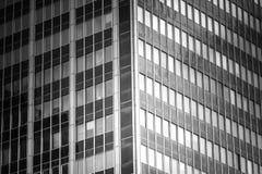mieszkanie budynku biura w interesach miejsca pracy Tło okno Obrazy Royalty Free