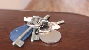Mieszkanie klucze zbiory wideo